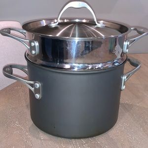 Calphalon One Infused Anodized Stock Pot